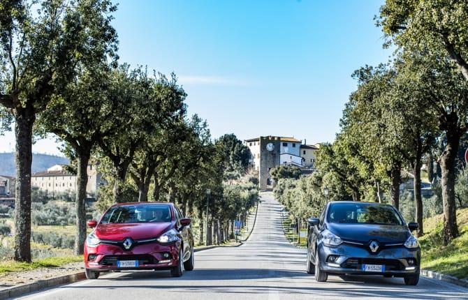 Nuova Clio Turbo GPL, Renault torna all'attacco
