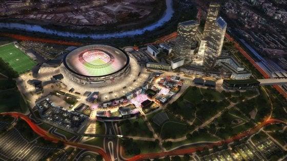 Stadio Roma, grattacieli e 700 milioni di debiti: la saga dei Parnasi