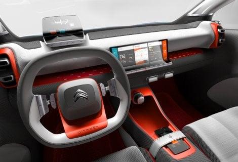 C-Aircross Concept, il Suv secondo Citroen