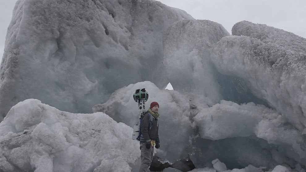 Groenlandia, Coster-Waldau con Google Street View: ''Salviamo i ghiacci''