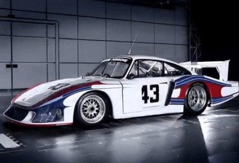 Porsche Top 5 series, ciak si gira