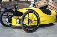 Morgan EV3 Junior, la sportiva elettrica per piccoli piloti