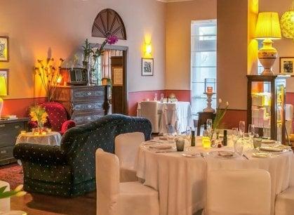 Oasis a Vallesaccarda, il ristorante stellato che costa quanto una trattoria