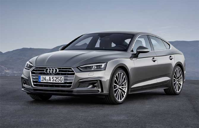 Audi, tre nuovi motori per A5 Coupé e Sportback