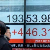 Piazza Affari giù con le banche, boom dell'export in Cina