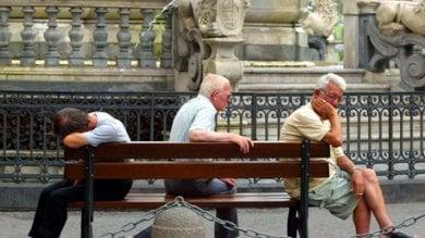 Anziani, sono sempre di più  Calano i ricoveri nei gerocomi  Nel 2050 più over60 che under16
