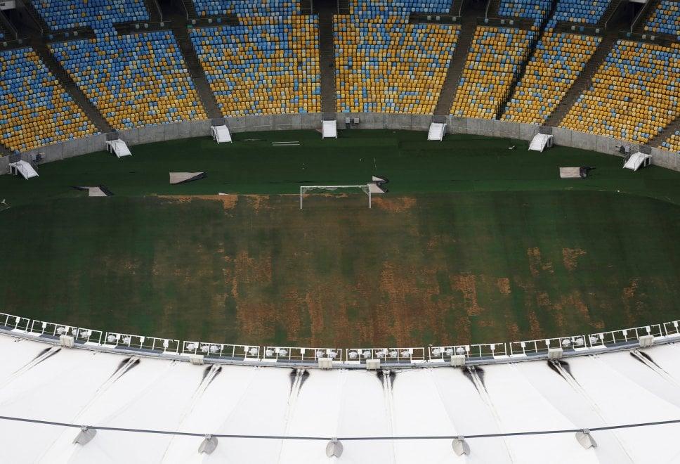 Brasile, piscine in disuso e campi deserti: gli stadi fantasma di Rio 2016