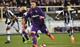 Le pagelle di Fiorentina-Udinese: Bernardeschi incanta, Zapata non graffia