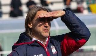 "Crotone, Nicola: ""Bene malgrado il ko, stiamo migliorando"""