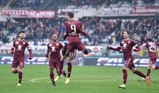 Torino-Pescara 5-3: i granata dominano, poi si rilassano