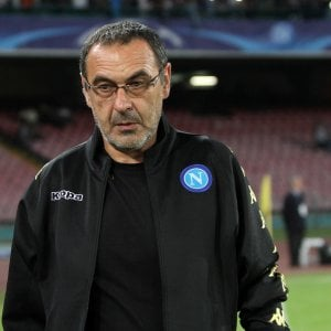 Napoli, sale la febbre Real: per Sarri ancora due dubbi