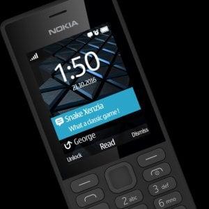 Nokia si riaffaccia sul mercato e lancia un anti-smartphone