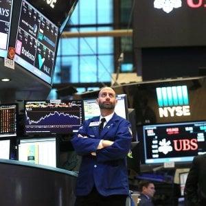 Wall Street da record, lo S&P500 vale 20mila miliardi. Borse Ue positive