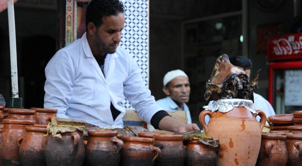 Marrakech, guida golosa a piazza Djemaa el Fna il regno dello street food