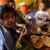 Yemen, la fame diffusa: 17 milioni di persone non hanno l'essenziale per