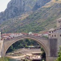 Tra Croazia e Bosnia Erzegovina