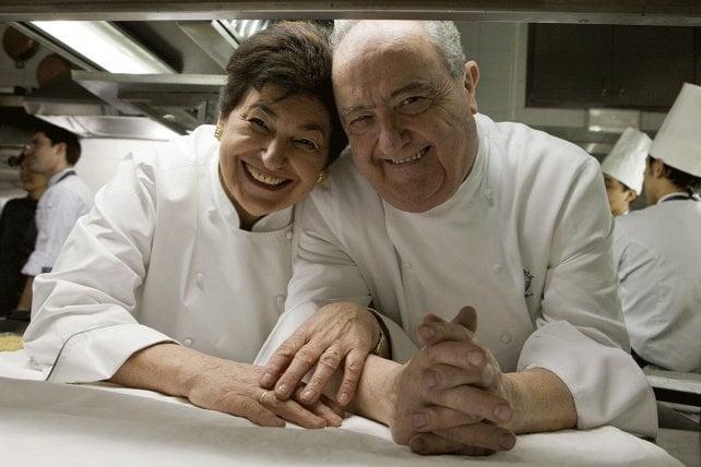 Innamorati al ristorante, chef e maître coppie anche nella vita