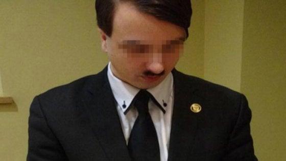 Austria, arrestato il sosia di Hitler per celebrazione del nazismo