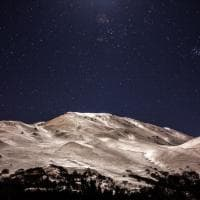 """Etna. Lo spettacolo della versione """" bianca"""""""