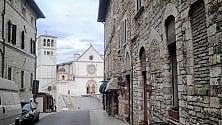 Da Assisi a Montefalco tra uliveti e vigne    foto