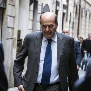 """Pd, Bersani: """"Siamo a un bivio molto serio. La scissione è già avvenuta"""""""