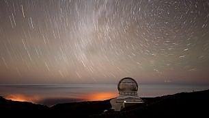 Un'isola per guardare le stelle