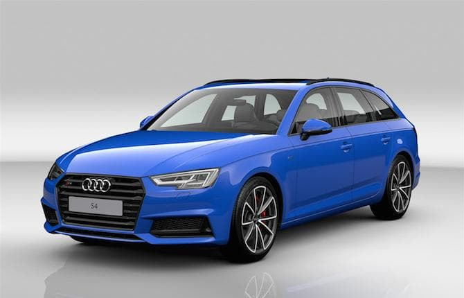 "Audi S4 e S5 Coupé e Sportback ""sposano"" la filosofia ""exclusive"""