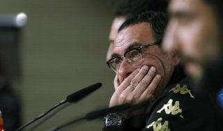 """Champions, Real-Napoli; Sarri: """"In campo con faccia tosta e follia"""""""