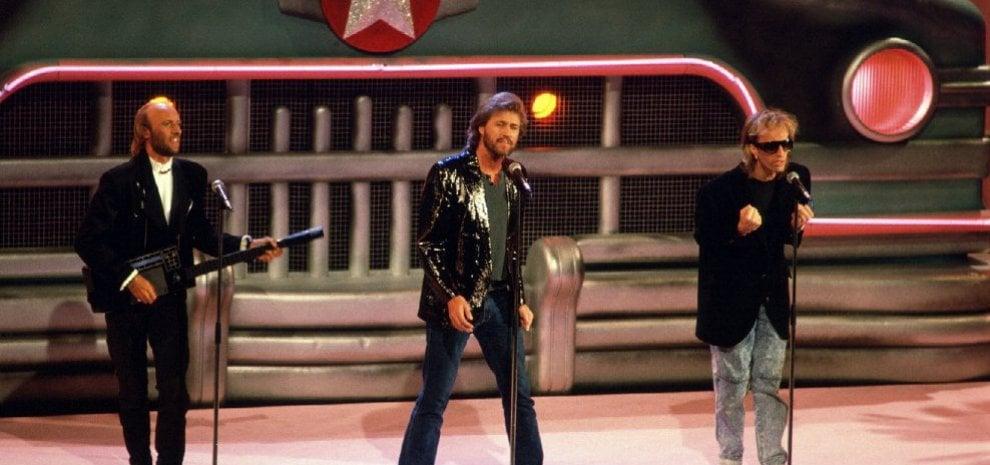 Bee Gees, 40 anni fa il boom de 'La febbre del sabato sera'