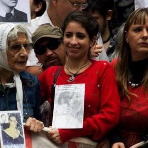 """""""L'Italia, i torturatori e la mia giustizia negata"""". L'urlo di Maria, rubata ai genitori dalla dittatura uruguaiana"""