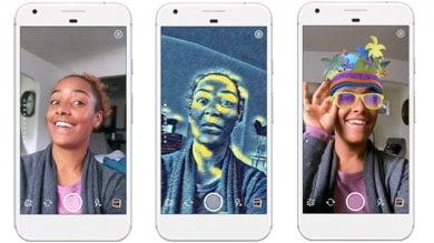Nulla da invidiare a Snapchat ora su Facebook c'è Camera