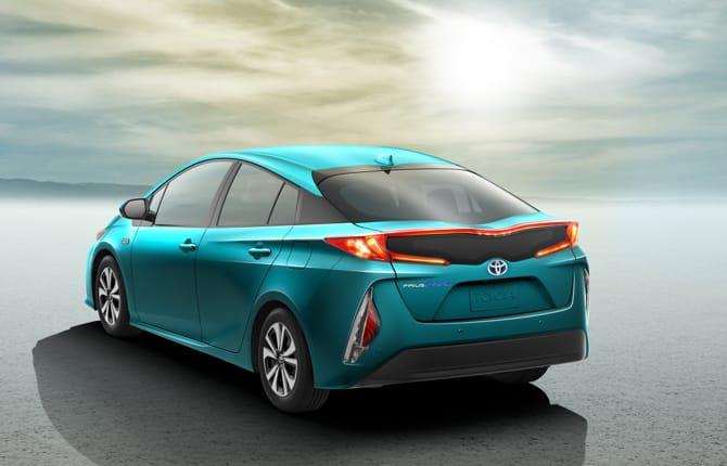 Ibrido Toyota, è record