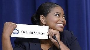 Puntiamo su Octavia Spencer,  piccola gigante agli Oscar   Foto