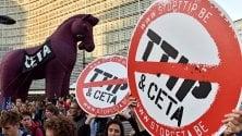 """L'accordo CETA  con il Canada:  """"Sono a rischio i diritti  e la sicurezza alimentare"""""""