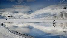 Paesaggi invernali  nelle grandi foto per i desktop