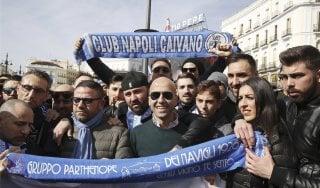 Champions, il Napoli sfida il Real Madrid con il tridente