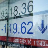 Borse europee poco mosse, lo spread scende a 180 punti