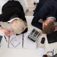 Sonnolenza in ufficio, alle 15,27 scatta la crisi. Una corsetta in pausa