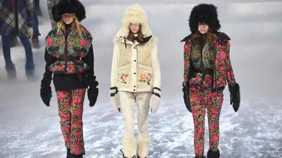 New York sfilate: il gran ballo d'inverno