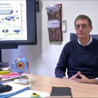 La retina bionica in seta e carbonio