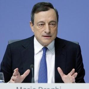 """Bce: """"Mantenere gli stimoli per contrastare l'incertezza"""""""