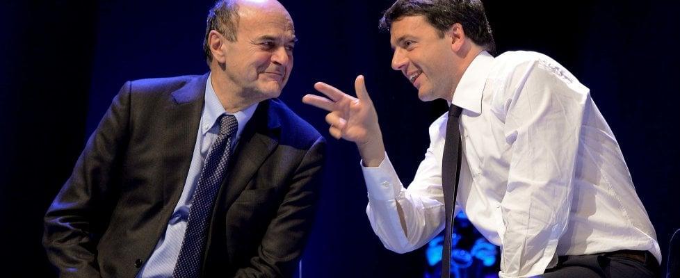 """Bersani a Renzi e a sostenitori ex premier: """"Fermatevi. Prima il Paese o non siamo più il Pd"""""""