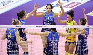 Volley femminile, Champions League: Final Four a Conegliano