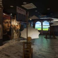 Leonardo Experience, viaggio tra le opere del genio: mai così tante tutte