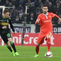 Fiorentina-Moenchengladbach, il film della partita