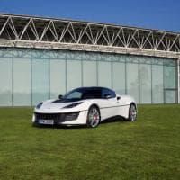 Lotus Evora Sport 410, pezzo unico in omaggio alla Esprit S1