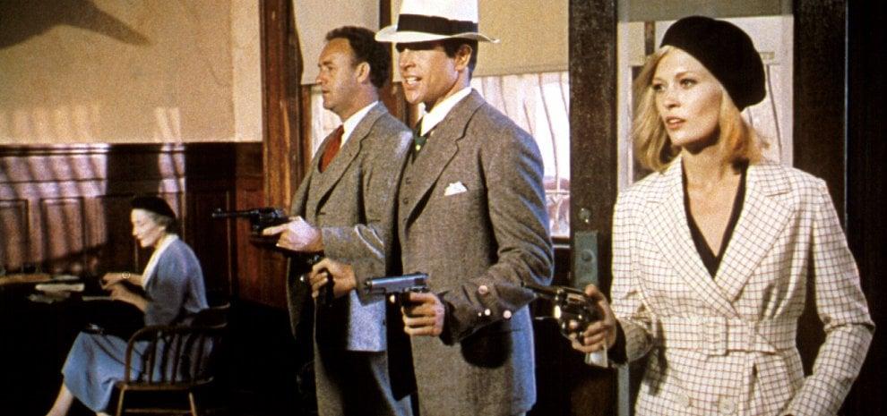 Warren Beatty e Faye Dunaway agli Oscar per i 50 anni di 'Bonnie e Clyde'