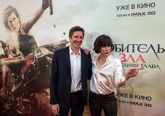 """Milla Jovovich, la guerriera che salva il mondo. """"Resident Evil è il nostro album di famiglia"""""""