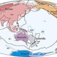 C'era una volta l'ottavo continente, oggi sommerso: è la Zealandia