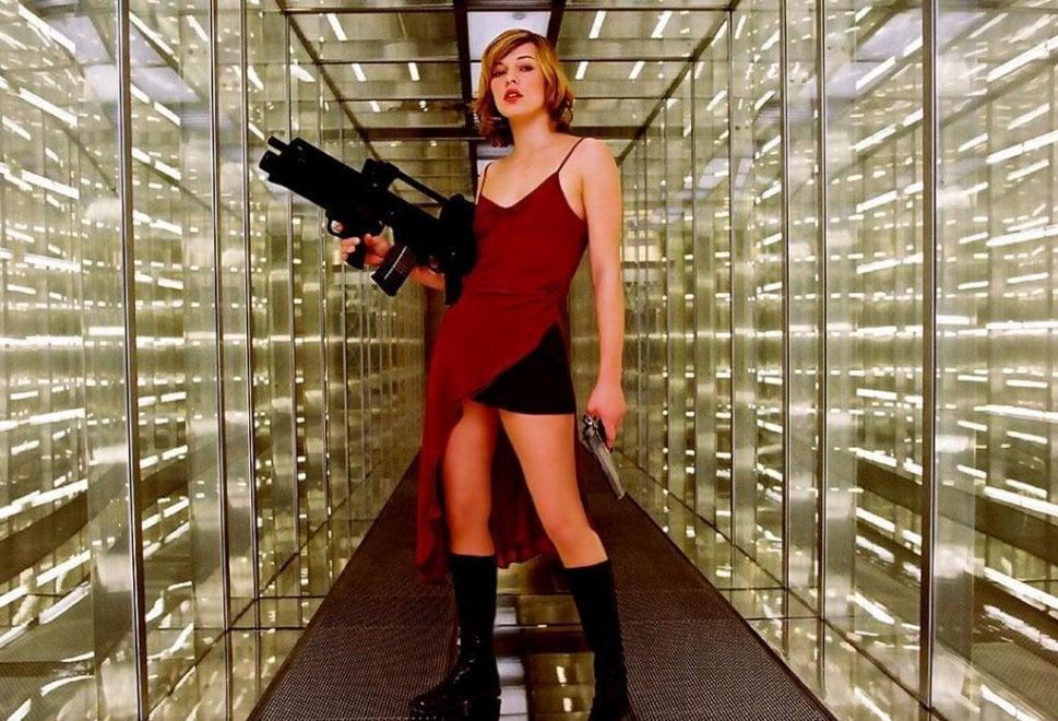 Milla Jovovich, 15 anni di 'Resident Evil'